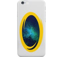 Portal to Space iPhone Case/Skin