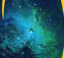 Portal to Space Sticker