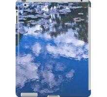 Cloud ripples iPad Case/Skin