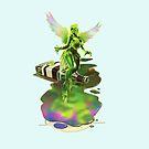 Absynthe - 'The Green Fairy' by Adam Nichols