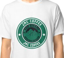 Red Dwarf: JMC Coffee Classic T-Shirt