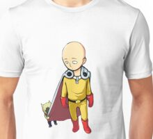 one_punch_man_chibi_petit_prince Unisex T-Shirt