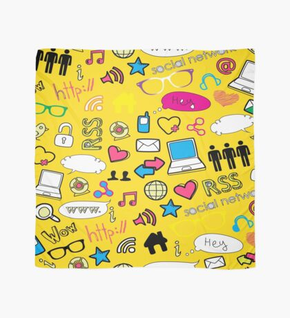 The Social Network Scarf