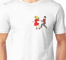 Lindy hoppers Unisex T-Shirt