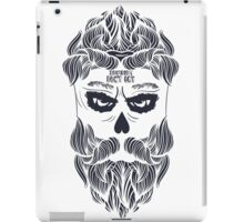 Zombies dont cry! Brutal halloween!  iPad Case/Skin
