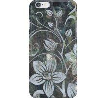 Retro Shades of Green iPhone Case/Skin