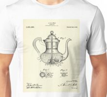 Coffee Pot-1912 Unisex T-Shirt