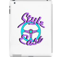Style with Ease SW iPad Case/Skin