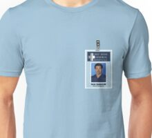 Derek Shepherd Badge - Greys's Anatomy Unisex T-Shirt