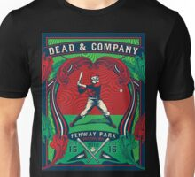dead and company tour 2016 in fenway park-boston,MA Unisex T-Shirt
