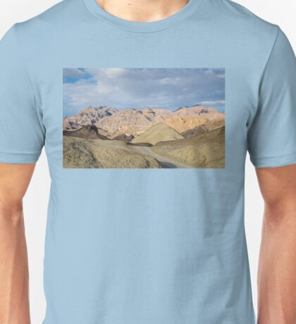 Road to Borax - Death Valley Unisex T-Shirt