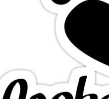 I Heart My Cockapoo Sticker