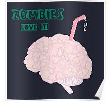 Sweets for Zombie! Poster