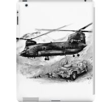 Chinook Helicopter iPad Case/Skin
