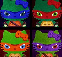 Hello Turtles! by Novanator