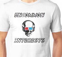 Uncommon Interests Logo 3 Unisex T-Shirt
