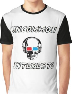 Uncommon Interests Logo 3 Graphic T-Shirt