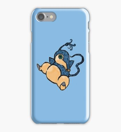 The Fellow Of The Deep iPhone Case/Skin