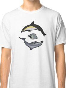 North Atlantic marine mammals Classic T-Shirt