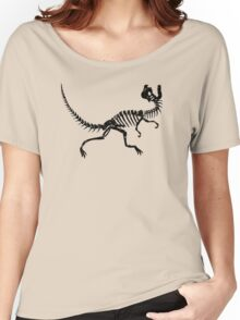 Dilophosaurus Women's Relaxed Fit T-Shirt