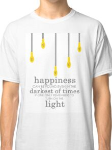 happiness // albus dumbledore Classic T-Shirt
