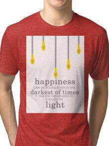 happiness // albus dumbledore Tri-blend T-Shirt