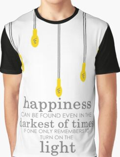 happiness // albus dumbledore Graphic T-Shirt