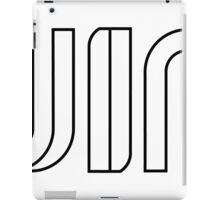 WIN iPad Case/Skin