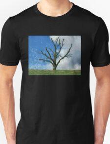 Trimmed Tree Unisex T-Shirt