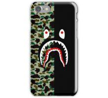 Ape and Shark iPhone Case/Skin