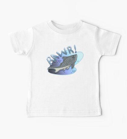 Rawr! Its Sharkweek! Baby Tee