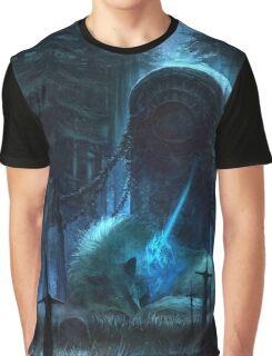 Great Grey Wolf Sif Graphic T-Shirt