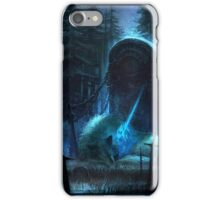 Great Grey Wolf Sif iPhone Case/Skin