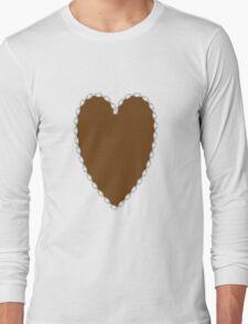 0627 Sepia Long Sleeve T-Shirt