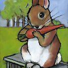 The Nice Rabbit, After Beatrix Potter, Kids, Children by Joyce Geleynse