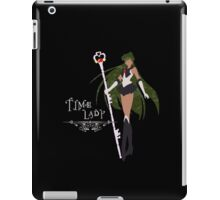 Sailor Pluto - Time Lady iPad Case/Skin
