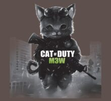 Cat of Duty Kids Clothes