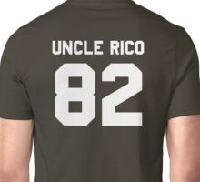 Uncle Rico Dynamite Football Jersey  Unisex T-Shirt
