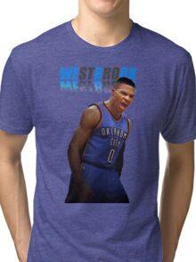 Russell Westbrook Tri-blend T-Shirt