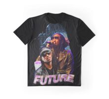 FUTURE VINTAGE TEE HIPHOP Graphic T-Shirt