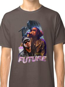 FUTURE VINTAGE TEE HIPHOP Classic T-Shirt