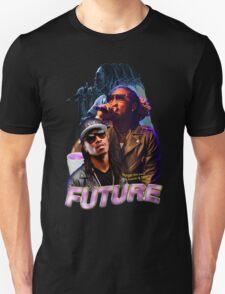 FUTURE VINTAGE TEE HIPHOP Unisex T-Shirt