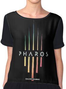 Pharos Chiffon Top