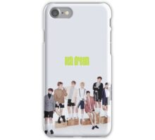 nct dream group iPhone Case/Skin