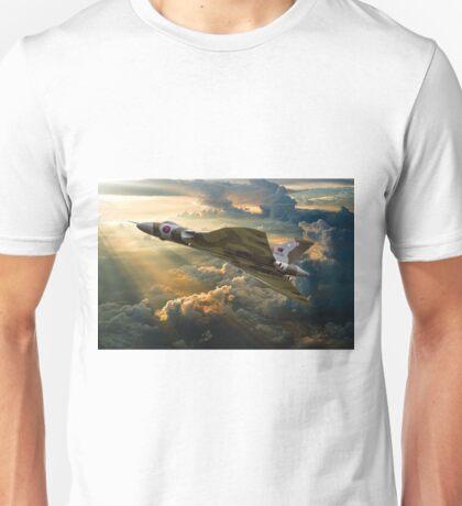 2015 the last flight Unisex T-Shirt