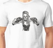 "Cara Delevingne ""Gangstified"" Unisex T-Shirt"