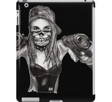 "Cara Delevingne ""Gangstified"" iPad Case/Skin"