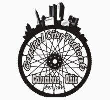 Capital City Pedicab Baby Tee