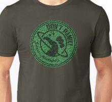 Galactic Green Towel Logo Unisex T-Shirt
