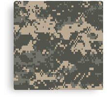US ARMY, Universal, Camouflage, Pattern, Canvas Print